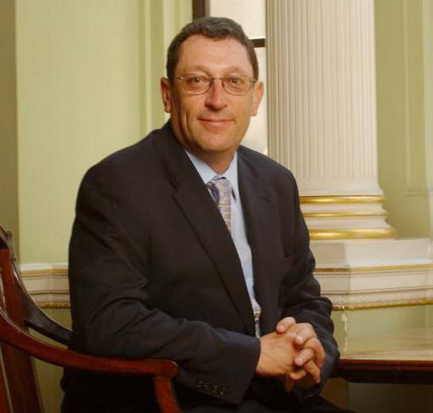 David Blanchflower has issued a warning over the Northern Ireland economy