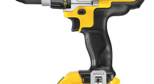 DeWalt DCD985M2 18V cordless power drill screwfix.com, £329.99 DeWalt is known for resilience, reliability and quality. This powerful drill, with a long-lasting battery, will make you feel less of a DIY amateur.