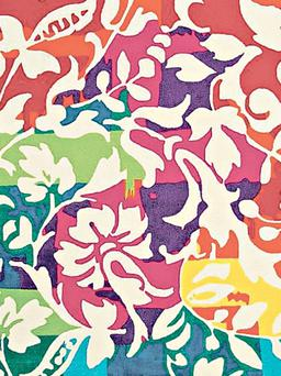 <b>1. Brink and Campman Orchid Rug</b> This hand-tufted rug will bring a splash of colour to any living room. A contemporary twist on florals, this acrylic rug has been carved to highlight its fantastic mix of colours and looks wonderful set against a neutral decor. <b>From £100, heals.co.uk</b>