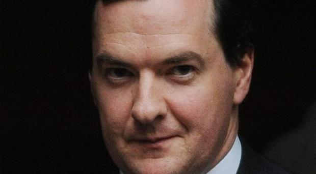 George Osborne admits public finances are taking longer to rectify than planned