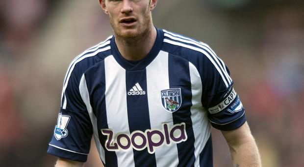 Chris Brunt has struggled to perform at a high level in recent weeks