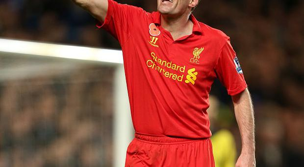 Jamie Carragher's contract at Liverpool runs out in June
