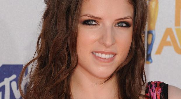 Anna Kendrick knew she had made it when she had a hotdog named after her