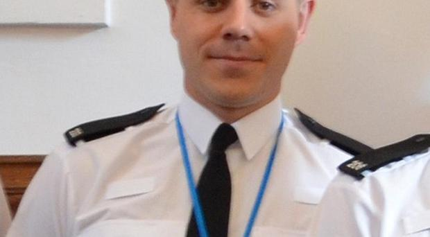 Pc Andrew Bramma, who died after his vehicle crashed into a tree as he was responding to a 999 call