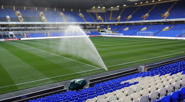 Spurs have announced a loss of £4.3million in their latest financial results