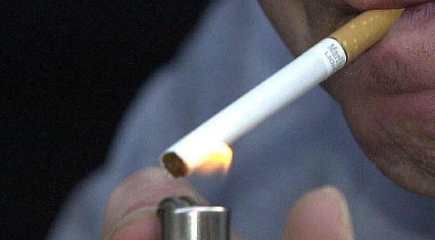 A storyline on a long-running TV show had to be scrapped thanks to Welsh anti-smoking laws, Assembly Members have heard