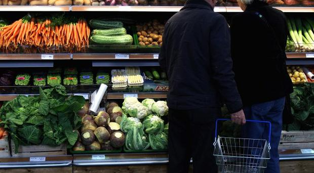 A watchdog says rising food costs are a concern for nine out of 10 people