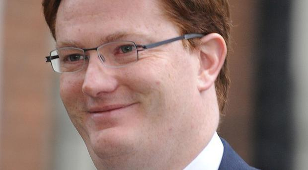 Chief Executive to the Treasury Danny Alexander believes a like-for-like replacement for Trident is not needed