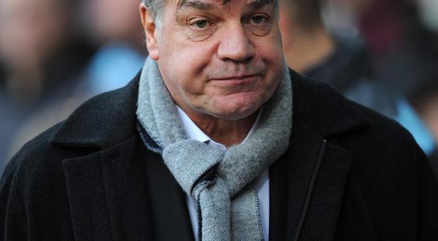 Sam Allardyce has so far been unable to bolster his defence this month