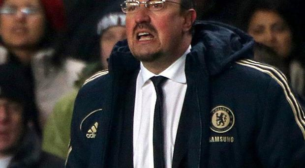 Rafael Benitez has been criticised by Inter Milan defender Marco Materazzi