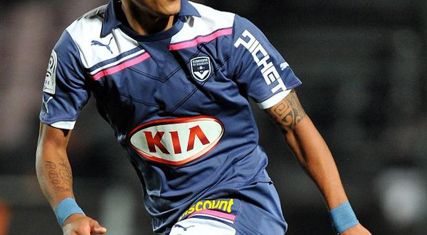 Yoan Gouffran has said he will join Newcastle on Wednesday