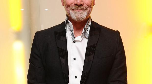 Peter Mullan has singing talent, according to Dexter Fletcher