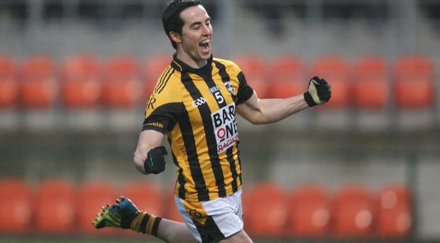 Aaron Kernan has eyes on another All-Ireland honour for Crossmaglen and progress in the league with Armagh