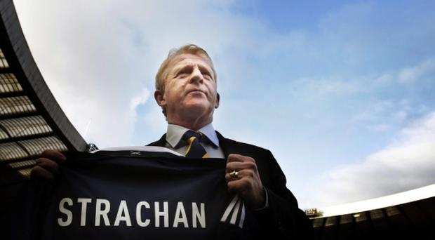 From boss at Southampton to Celtic, the national job was the next logical step for Gordon Strachan