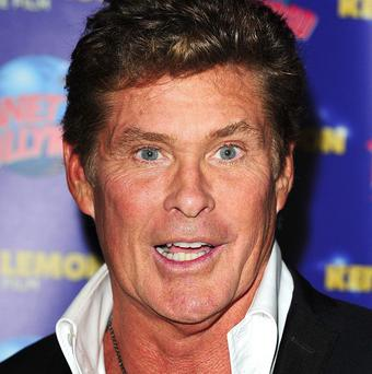 David Hasselhoff will have a cameo in the Baywatch movie