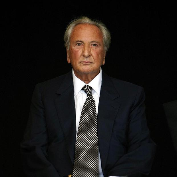Film director Michael Winner died at the age of 77