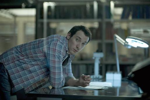 Actor David Caves as SilentWitness's Jack Hodgson