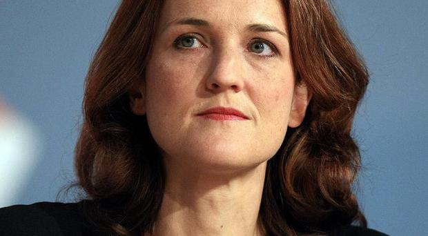 Northern Ireland Secretary Theresa Villiers has highlighted the ongoing threat from dissident republicans
