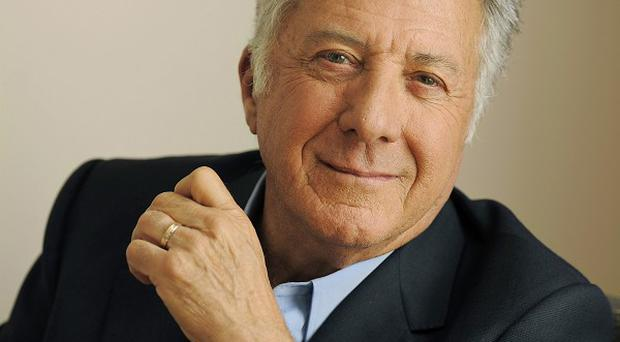 Dustin Hoffman is glad he's directing again