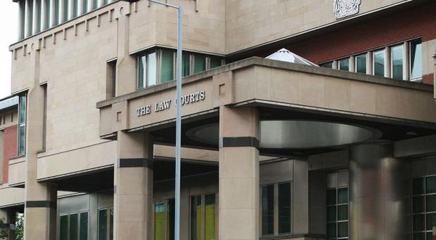 Sakander Mahmood, 26,had admitted at Sheffield Crown Court to sending a message to the EDL reading: '14th July in Bristol, You are getting bombed'