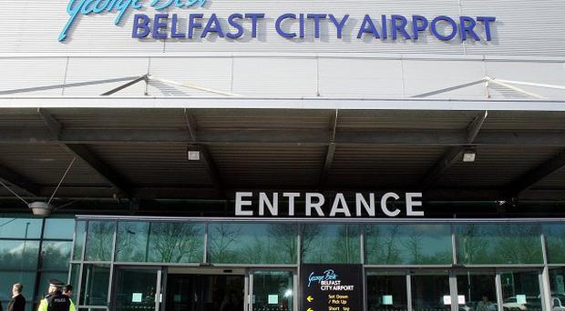 George Best Belfast City Airport chief Brian Ambrose says the facility is being handcuffed by outdated planning legislation