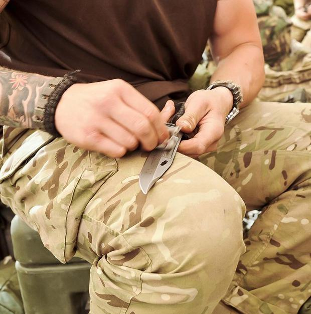 More than 100 bayonets have gone missing from Lympstone Commando Training Centre in Devon over the last four years
