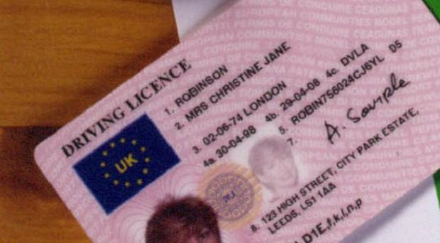 New plastic driving licences have been launched in Ireland, bringing the country in line with the rest of Europe