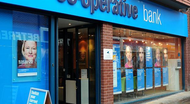 The Co-operative Bank is to close 37 branches as part of an overhaul following its merger with Britannia building society in 2009