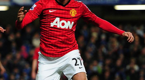Federico Macheda is leaving Manchester United on loan