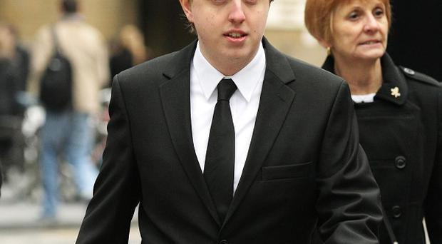 Christopher Weatherhead was convicted of being part of computer hacking group Anonymous' cyber attacks and jailed