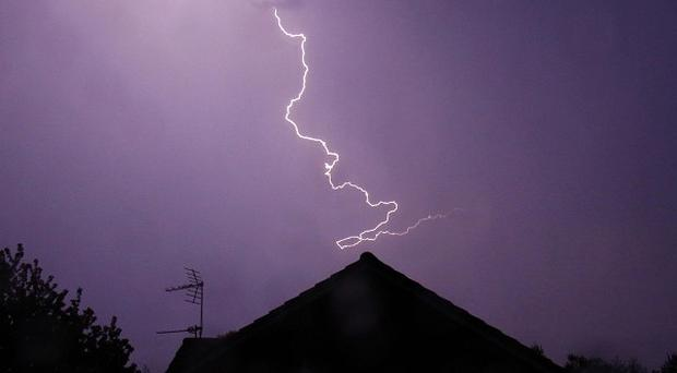Scientists have confirmed a link between lightning and headaches and migraines