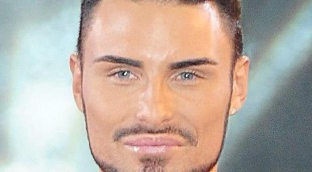 Rylan Clark is is hot favourite to win Channel 5 reality show Celebrity Big Brother