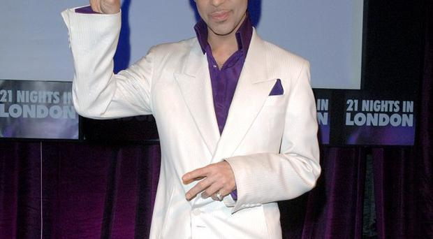 Prince has released a new track online