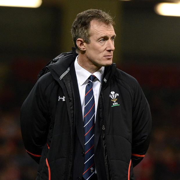 Rob Howley is looking for an opening win against Ireland