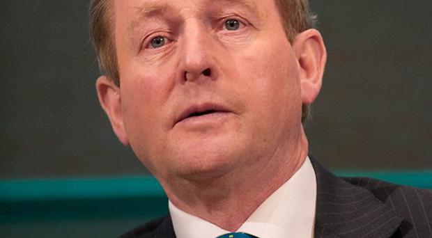 Enda Kenny has invited Fiona Doyle to meet him to discuss the justice system
