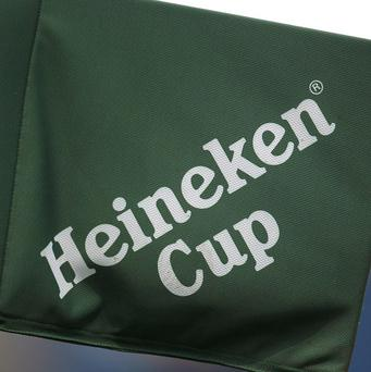 Saracens' clash with Ulster will be the first Heineken Cup quarter-final to be played