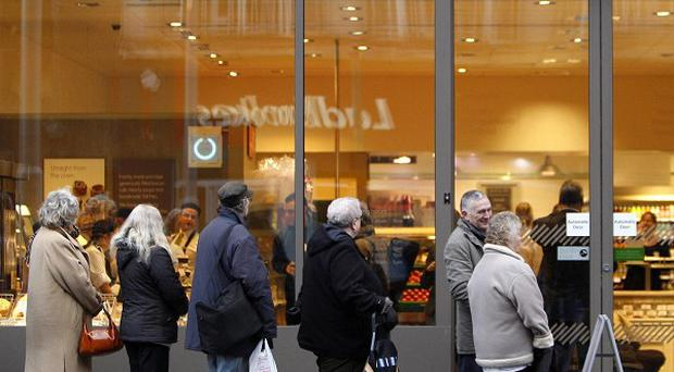 Waitrose said it has removed beefburgers from its shelves 'as a precaution'