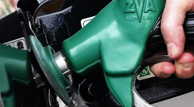 Police are warning petrol stations to make sure their stock is well secured after a series of thefts