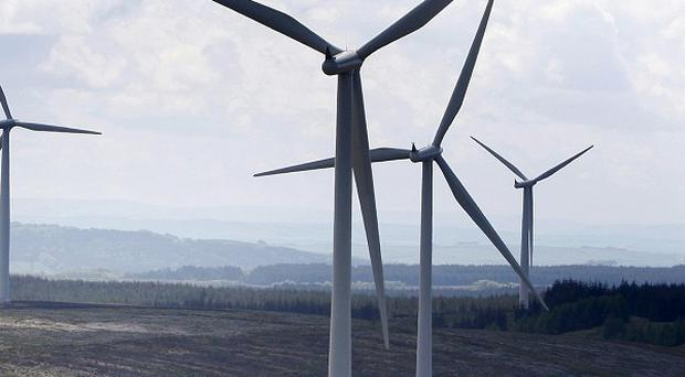 Scotland could be considered a leader in renewable energy development within the UK, a report said