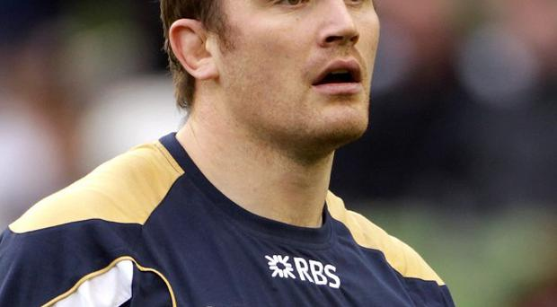 Al Kellock described Scotland's opening Six Nations clash with England as a 'huge game'