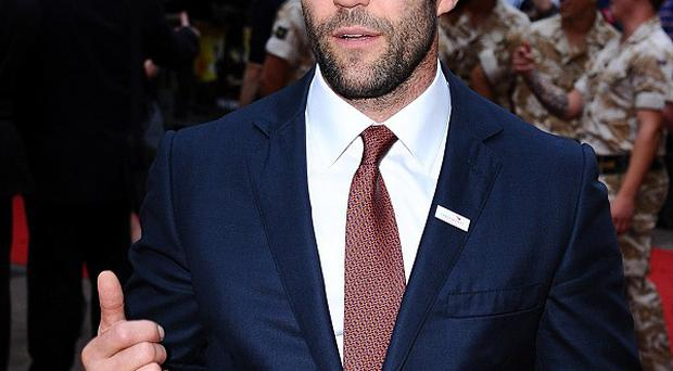 Jason Statham stars in Sly Stallone's new film Homefront