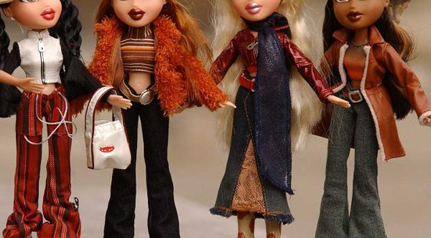 The Bratz doll, introduced in 2001, was a blockbuster hit with 'tweens', and gave Barbie a run for her money