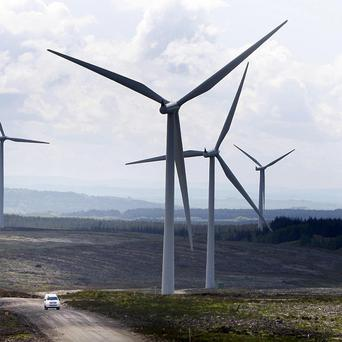 Energia bought 12 facilities at Long Mountain in Antrim and Clondermot in Derry