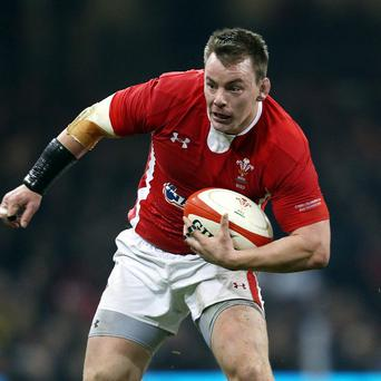 Matthew Rees has played 57 times for Wales