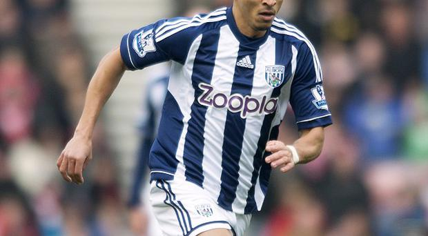 West Brom have already rejected offers for striker Peter Odemwingie