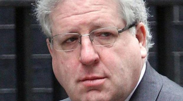 Transport Secretary Patrick McLoughlin says the proposed HS2 route will upset some people