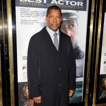 Denzel Washington plays a pilot in Flight