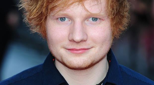 Ed Sheeran has been on the road with Rizzle Kicks