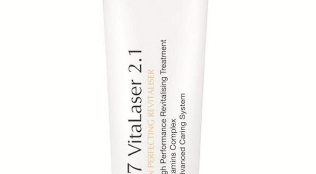1. V7 VitaLaser 2.1 £21.33, Dr Jart, boots.com The VitaLaser serum is designed to even skin tone and pigmentation, but also deals admirably with weather-beaten redness and dryness.