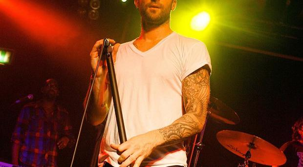 Adam Levine of Maroon 5 proved a hit on SNL